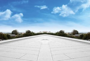 image of a commercial roof