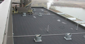 Flat Roofing - Commercial Roof